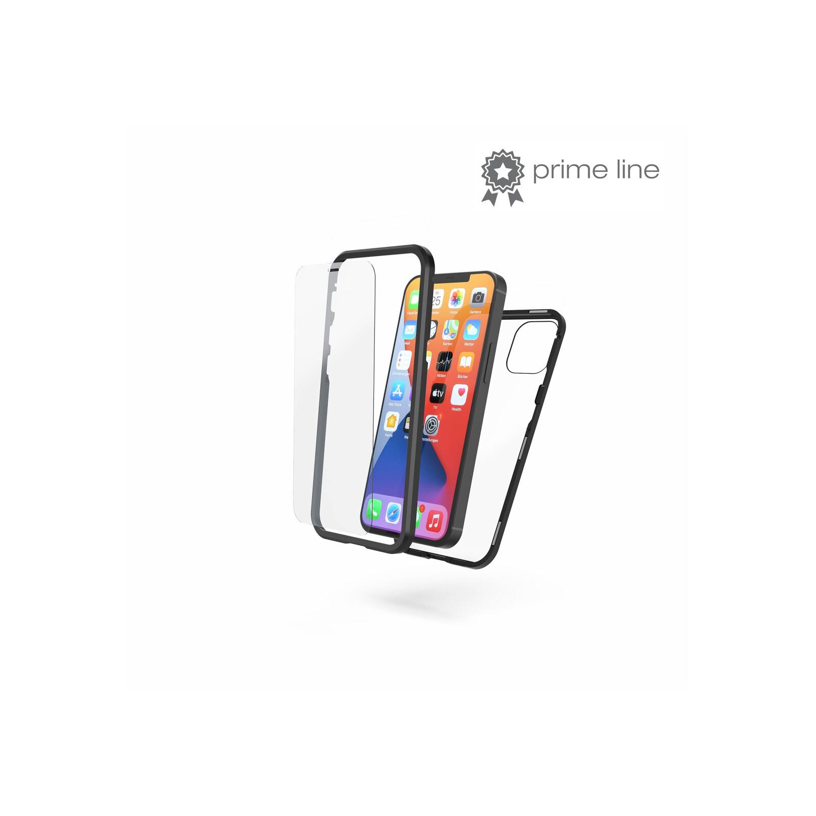 Hama Back Cover Magnet+Glas+Displayglas Apple iPhone 12 Pro