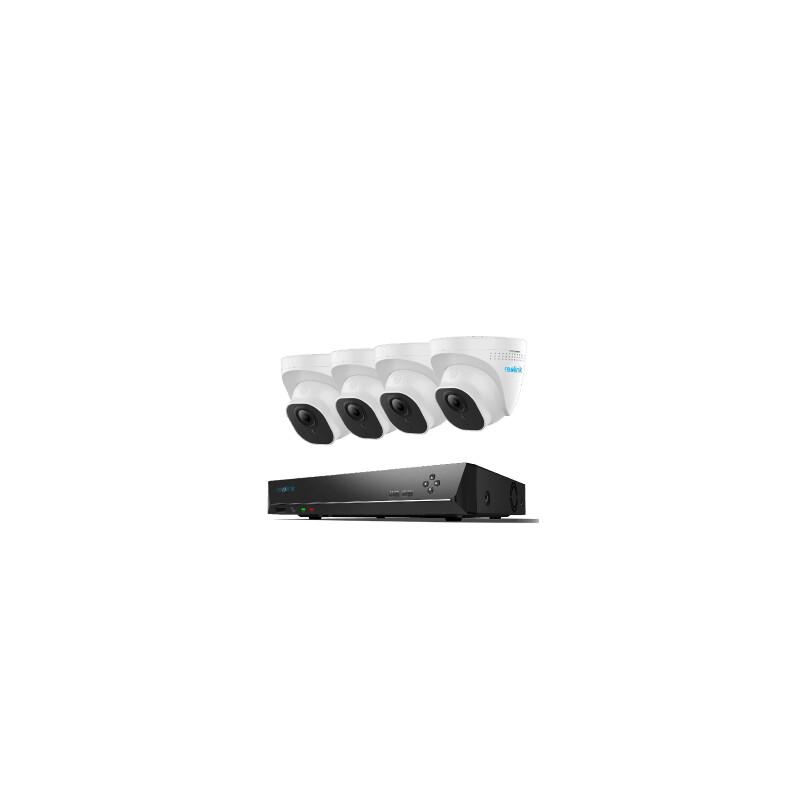 Reolink Überwachungskamera Set RLK8-520D4
