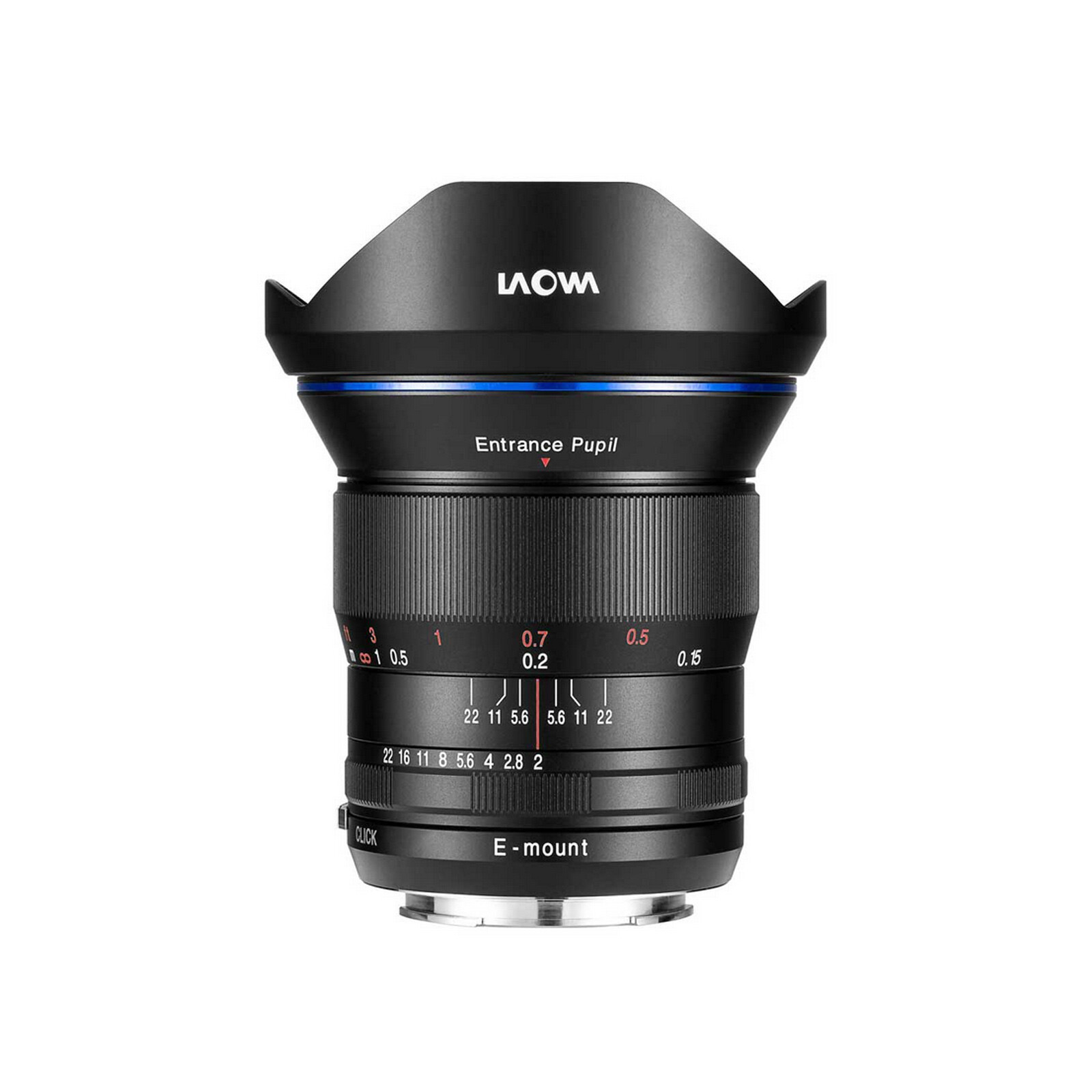 LAOWA 15/2,0 Zero-D Sony E