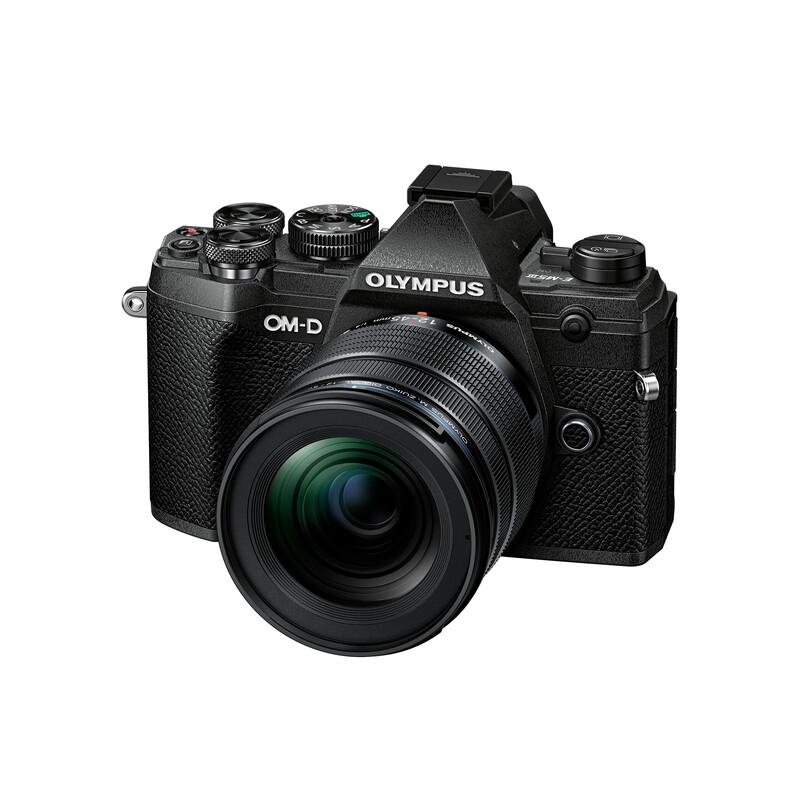 Oly OM-D E-M5 MKIII + ED 12-45/4,0EZ schwarz