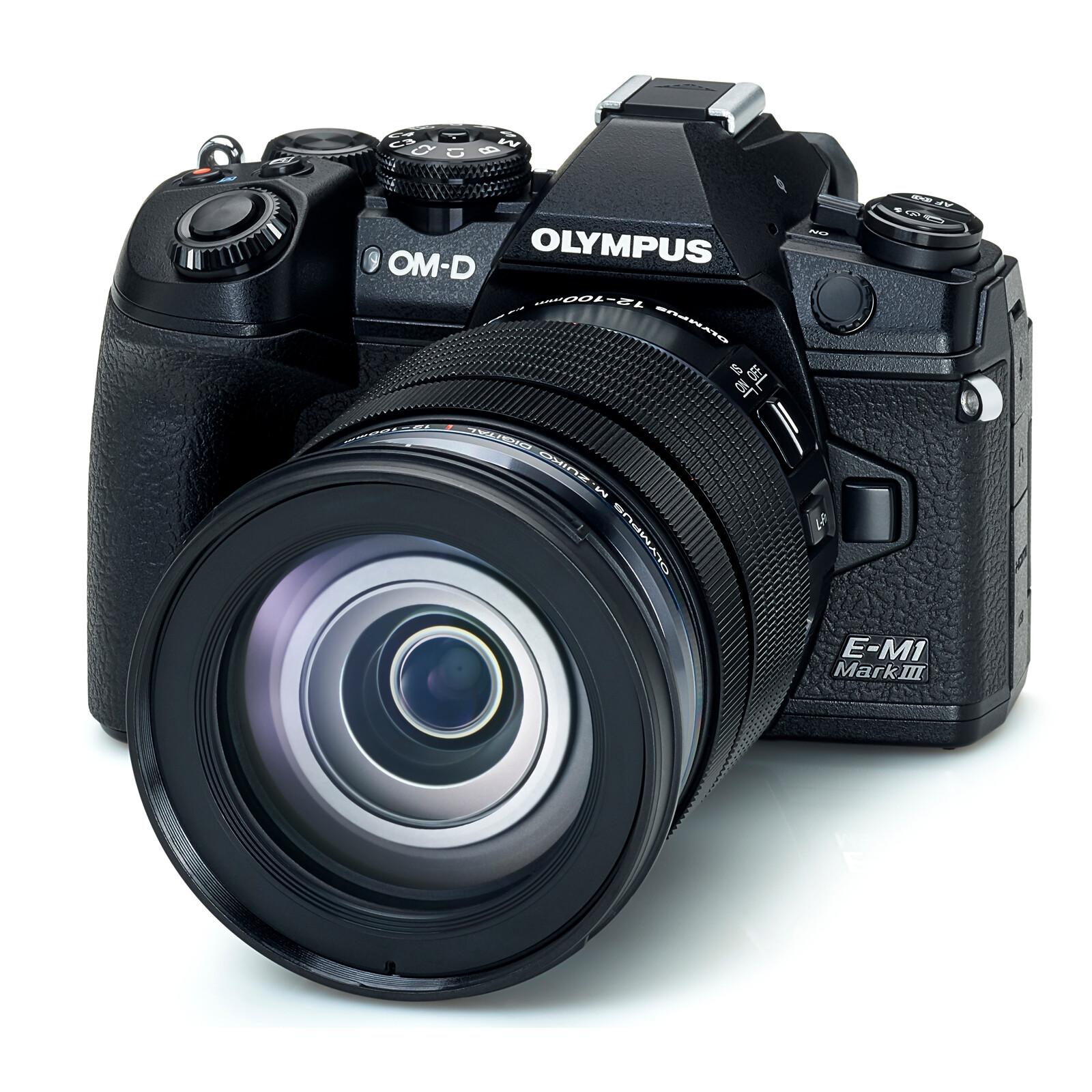 Olympus OM-D E-M1 Mark III +ED 12-100/4,0 IS