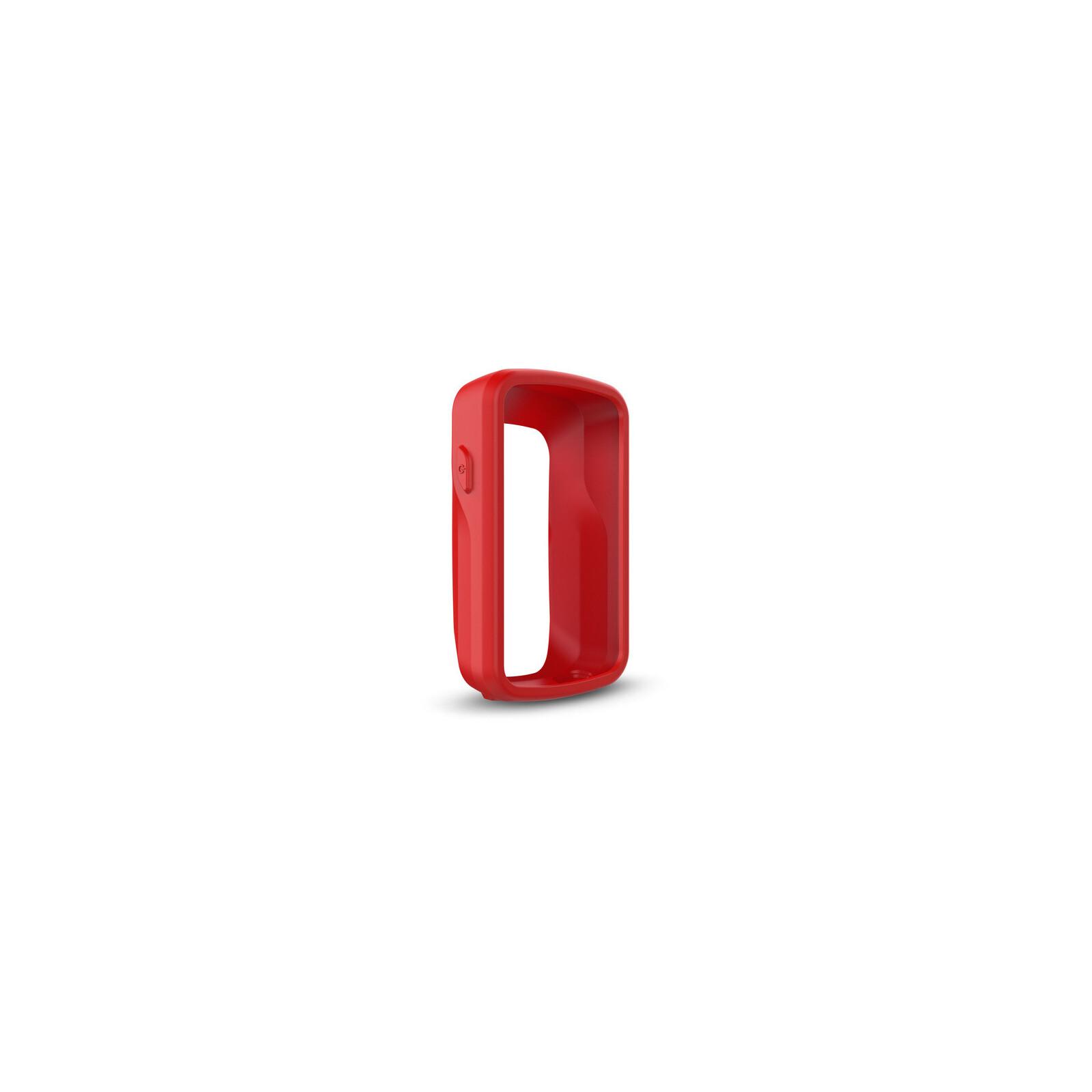 Garmin Edge 820 Schutzhülle Silikon red