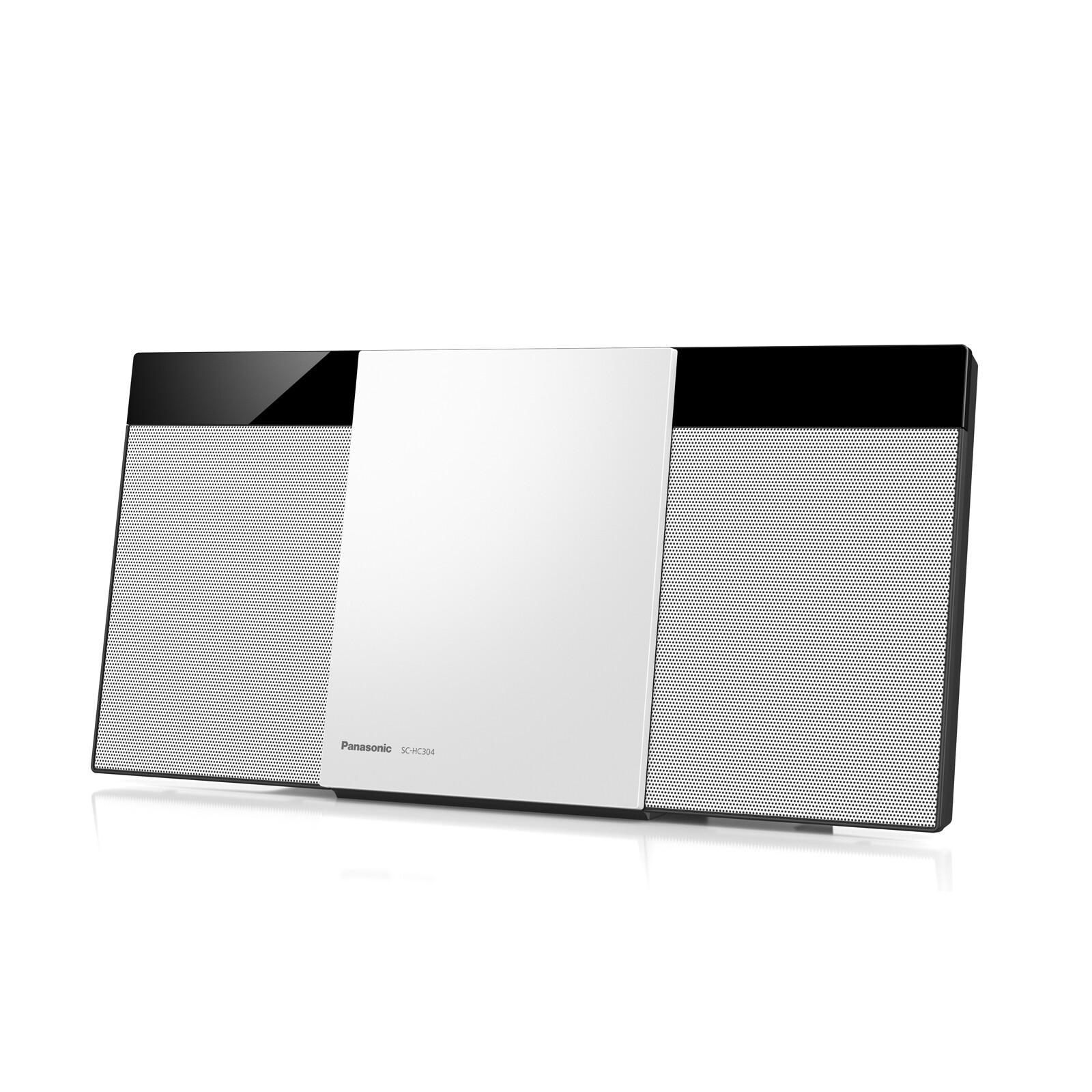 Panasonic SC-HC304EG-W Micro HiFi System