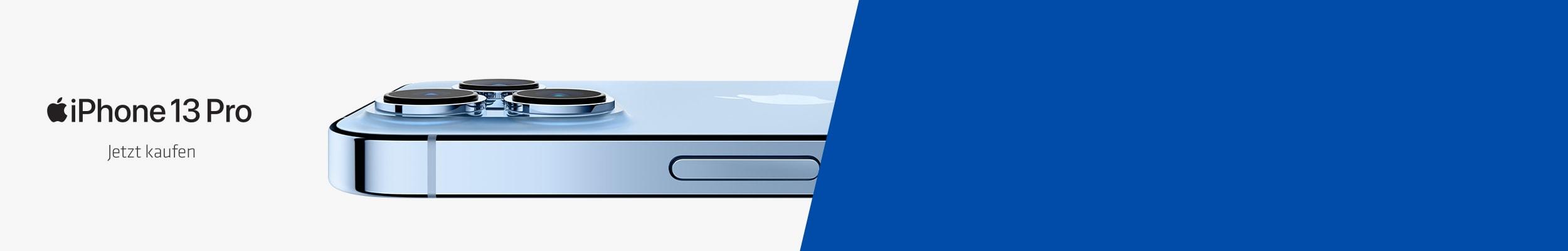 """""""das iPhone 13 Pro von Apple auf weißem Hintergrund """""""