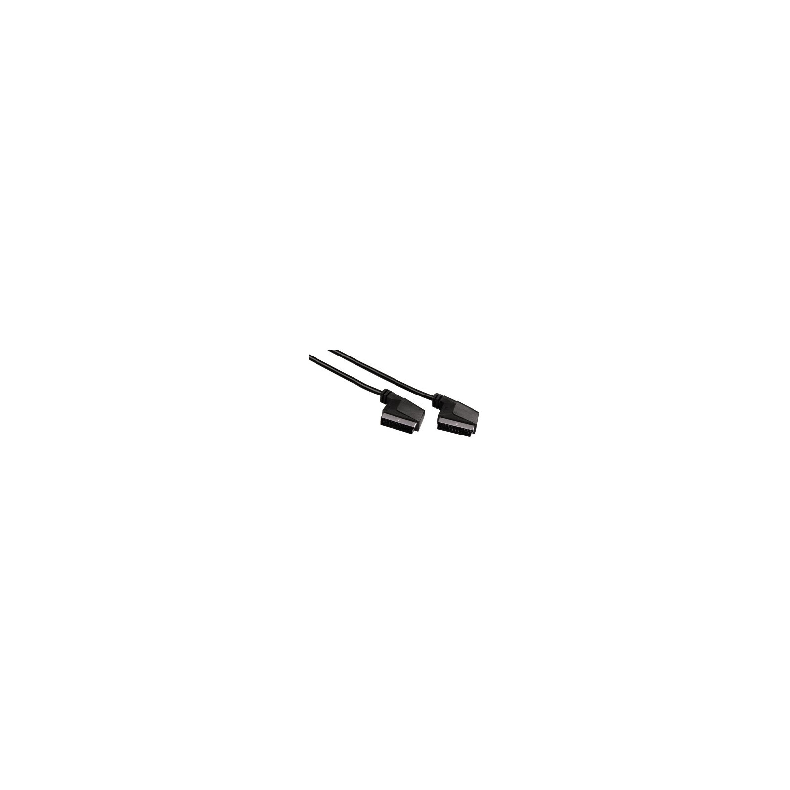 Hama 122140 Scart-Verbindungskabel/Stecker 1,5m