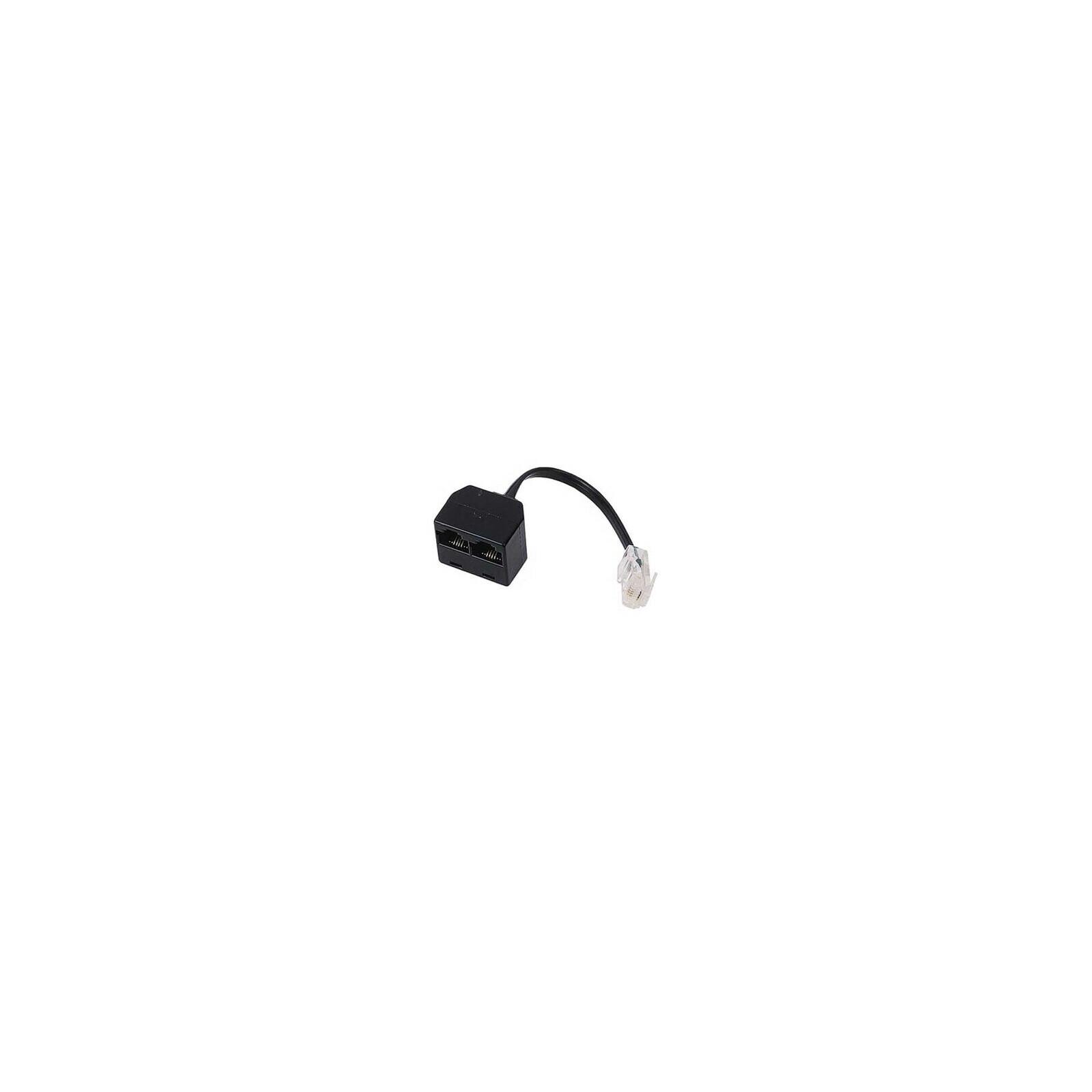 Hama 44544 ISDN-Verteiler Modular-Stecker 8p4c - 2 Modular-K