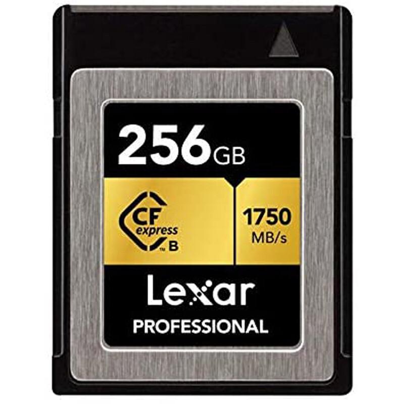 Lexar CF 256GB Express Type-B 1750Mb/s