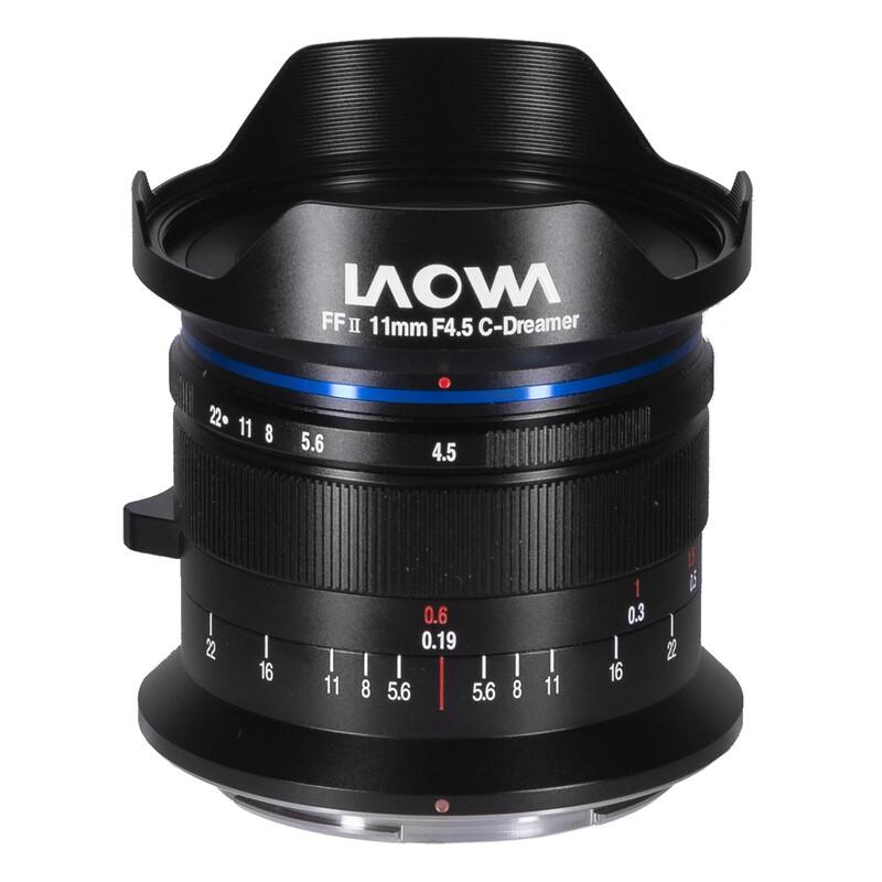 LAOWA 11/4,5 FF RL Sony E Vollformat