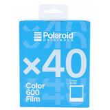 Polaroid 600 Color x40 Aufnahmen
