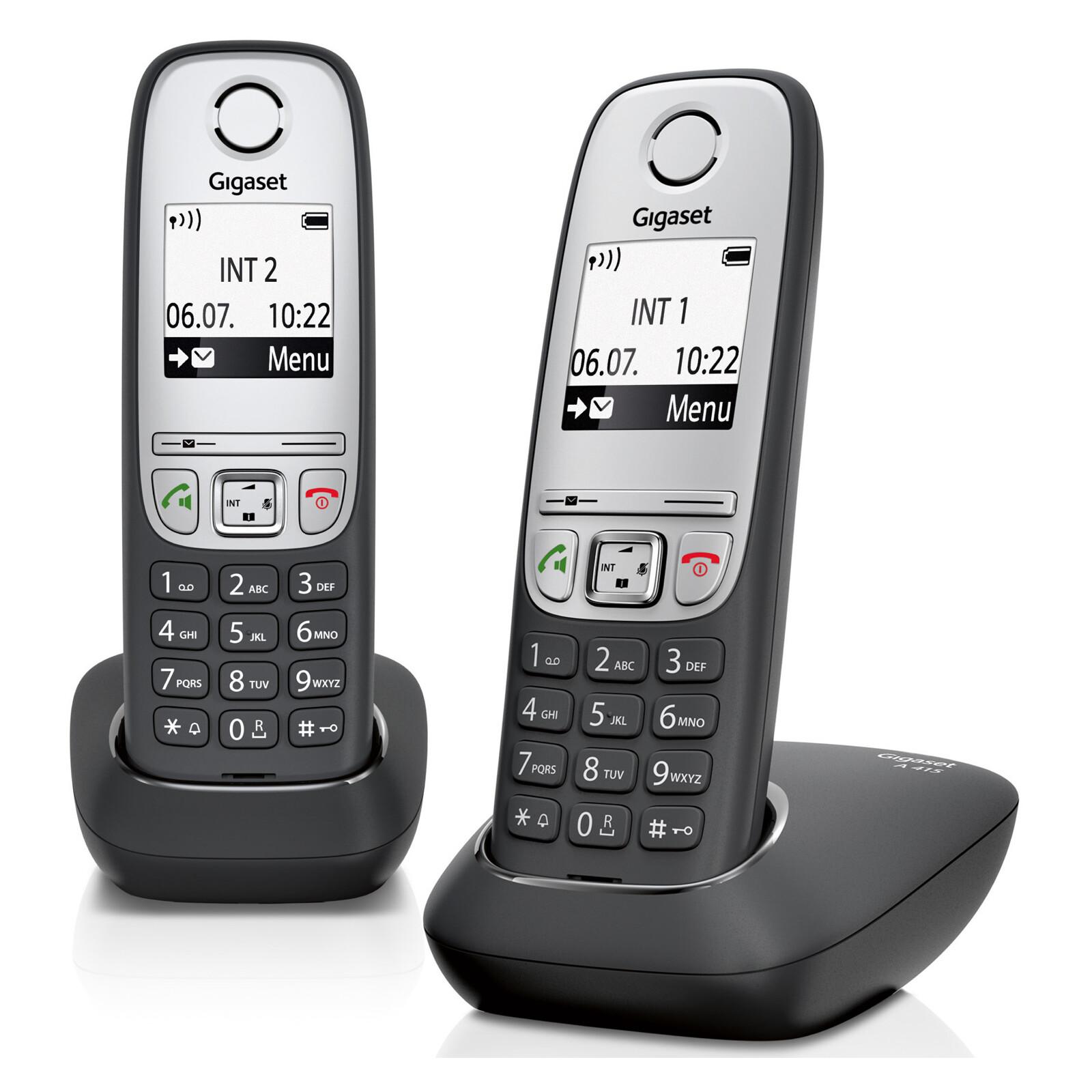 Gigaset A415 Duo Schnurlostelefon