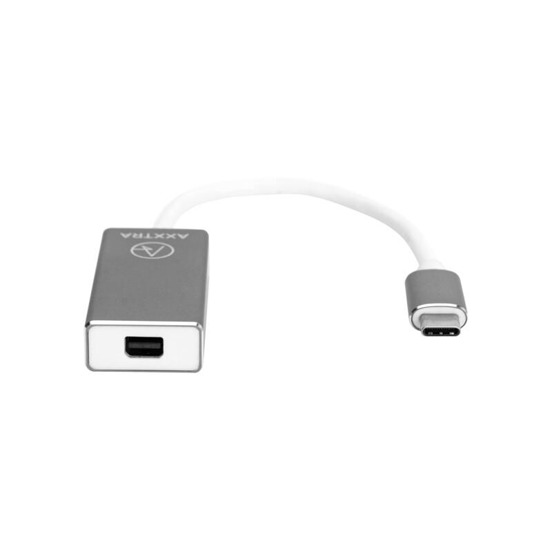 Axxtra Adapter USB-C auf miniDisplayPort