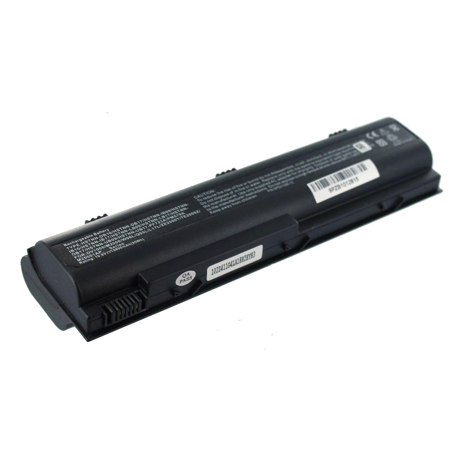 AGI Akku HP HSTNN-DB17 8.800mAh