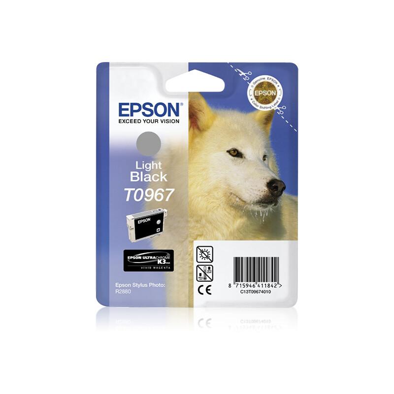 Epson T0967 Tinte Photo Light Black 11,4ml