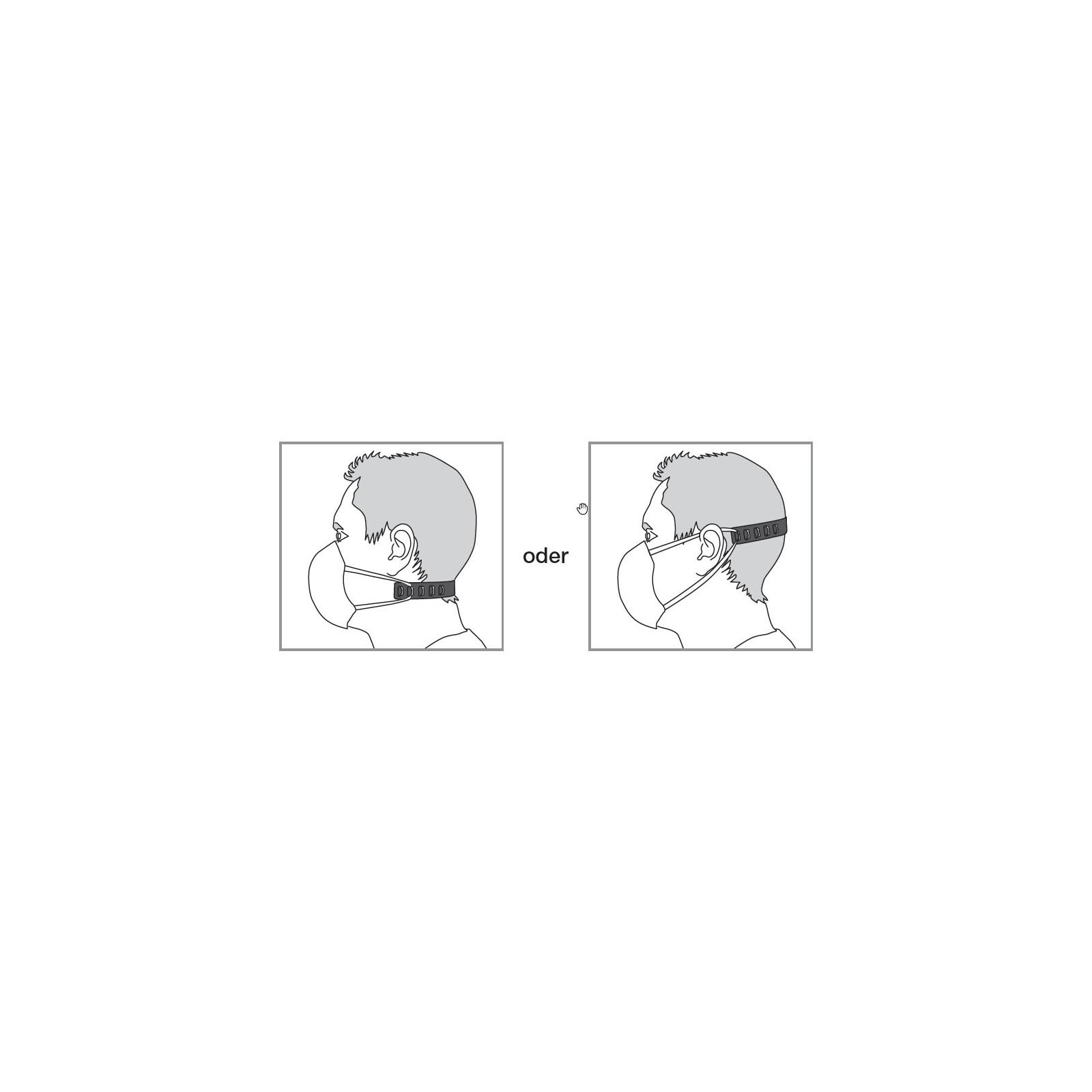 Ohren Held transparent