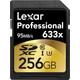 Lexar SDXC 256GB Professional UHS 1 95Mb/s