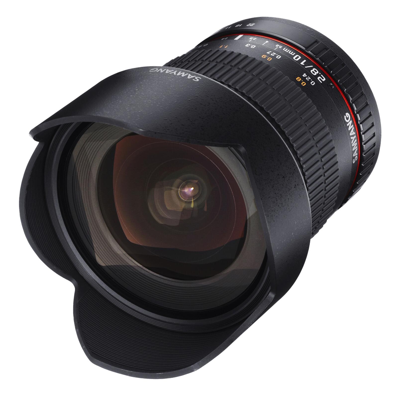 Samyang 10/2,8 APS-C Nikon F AE