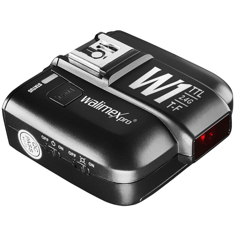 walimex pro Funkauslöser W1 TTL T-Flash2Go
