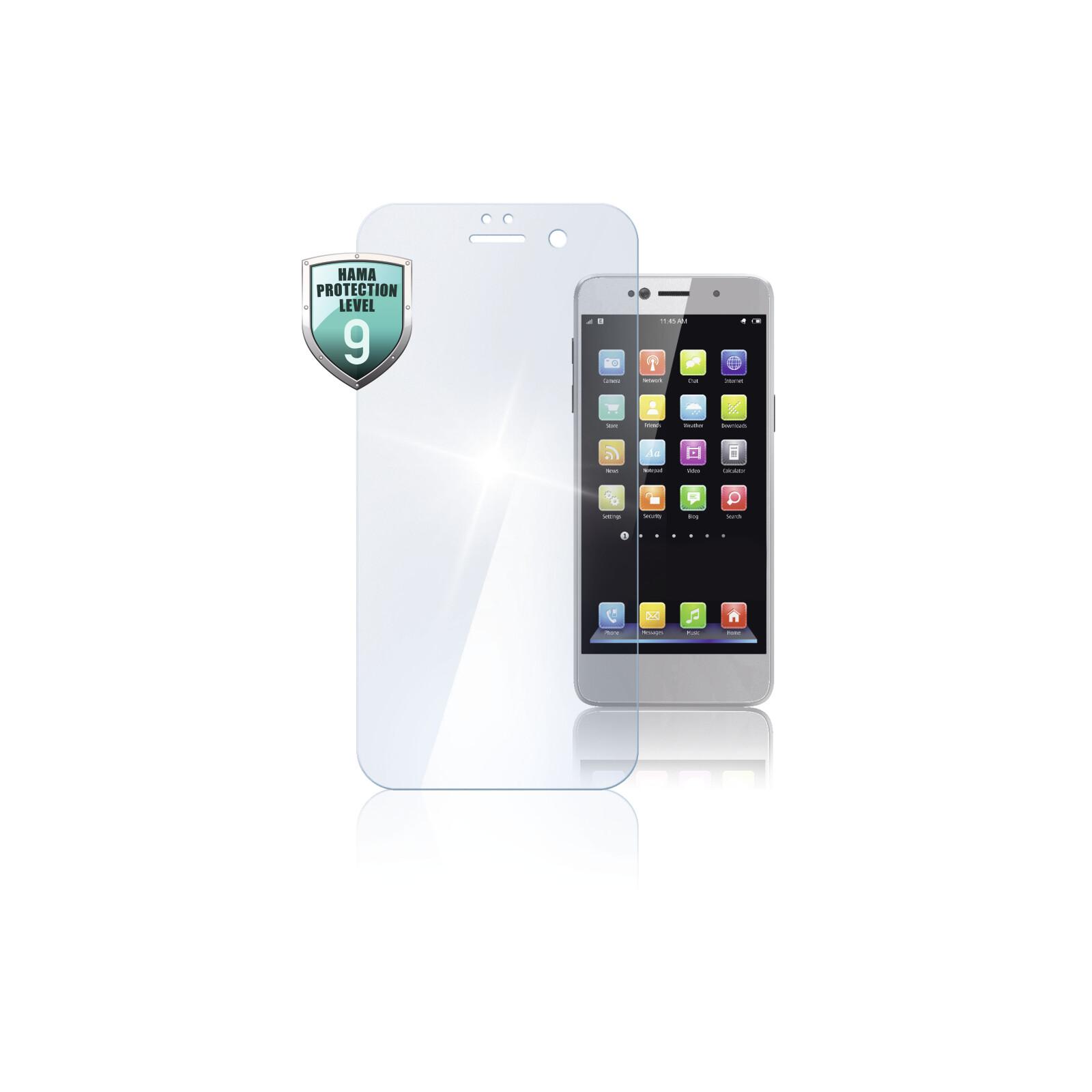 Hama Displayschutzglas Huawei P30 Lite