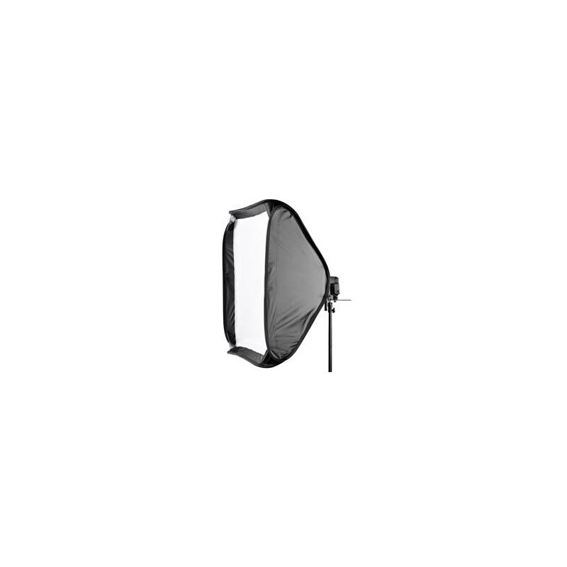 Walimex Magic Softbox 90x90cm für Systemblitz