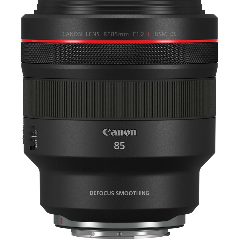 Canon RF 85/1,2L USM DS + Kenko Air UV MC 82mm