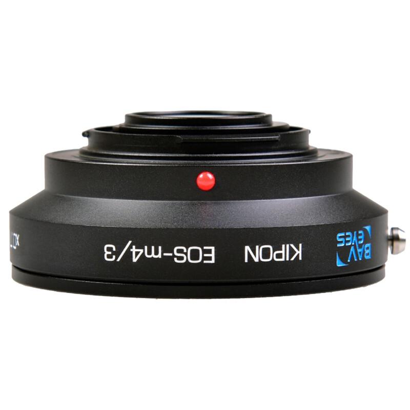 Kipon Baveyes Adapter Canon EF auf MFT (x0,7)