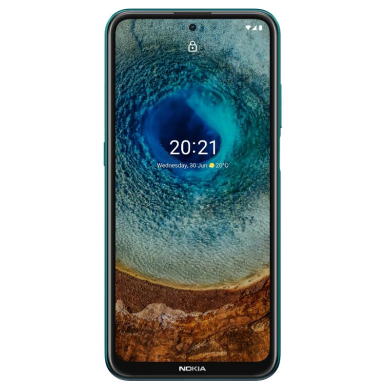 Nokia X10 128GB 5G green Dual-SIM