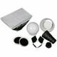 walimex pro Blitzvorsätze 6tlg. Nikon SB600/ SB800
