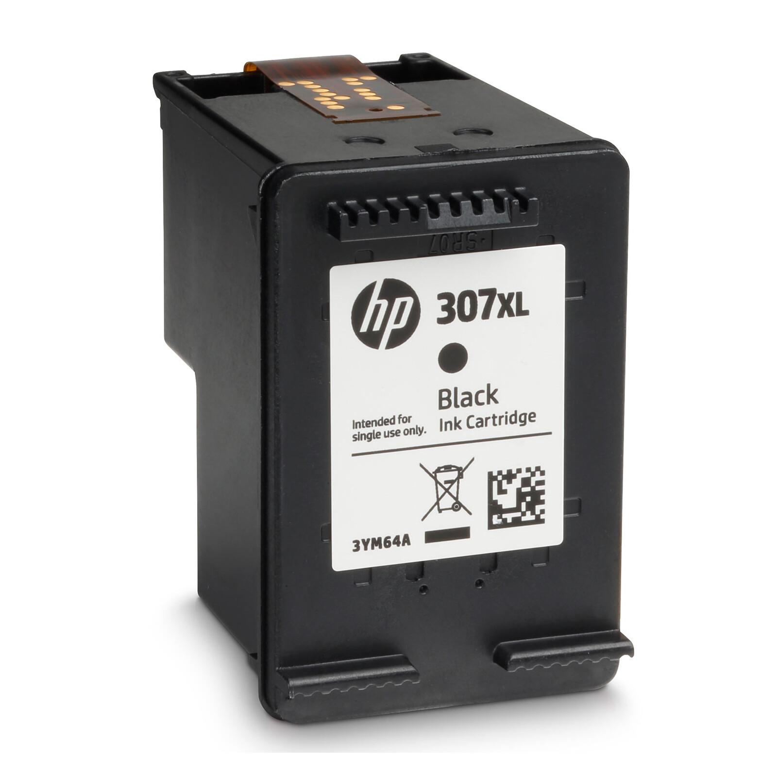 HP 307XL 3YM64AE Tinte black