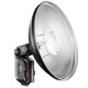 walimex pro Beauty Dish 30cm für Light Shooter