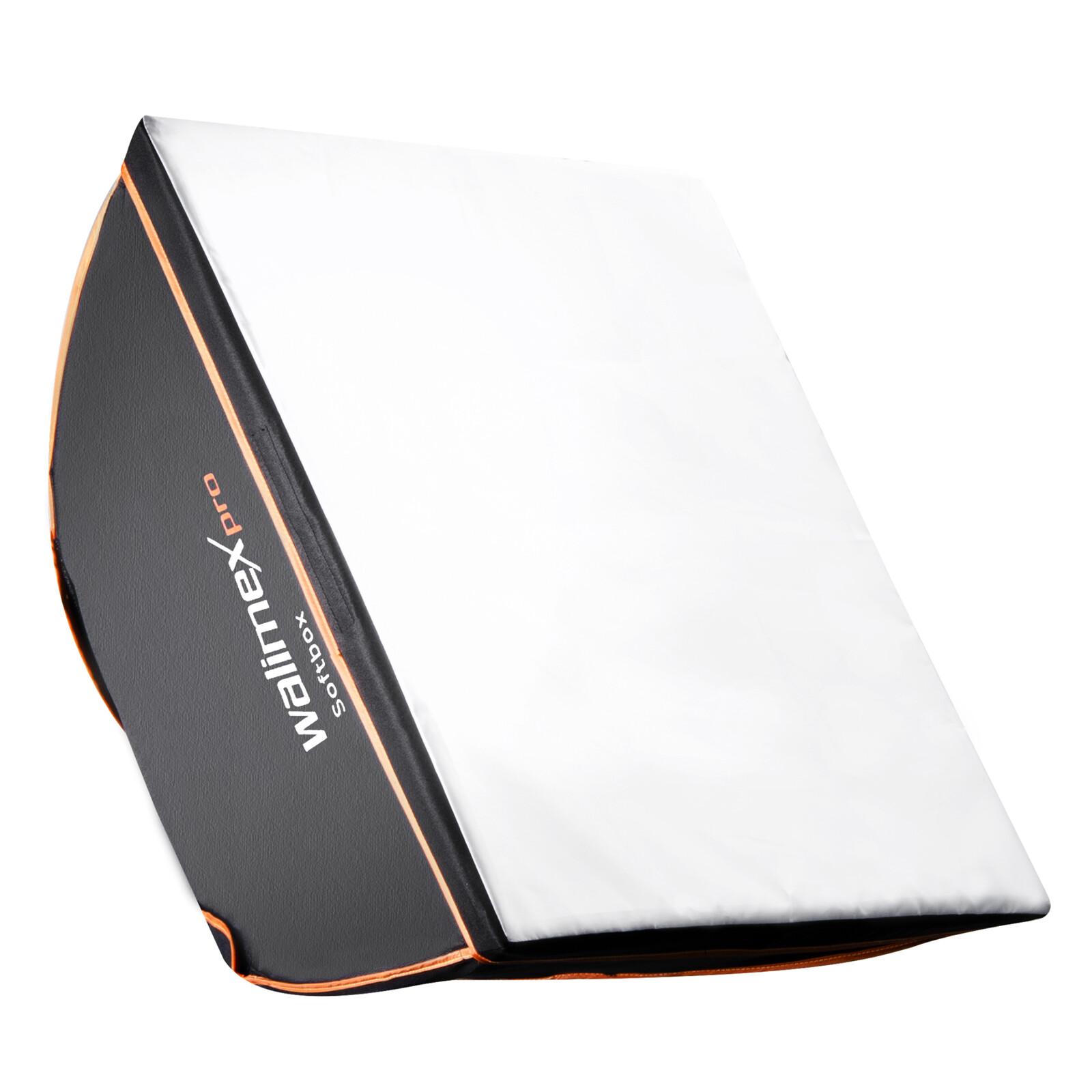 walimex pro Softbox OL 90x90cm Multiblitz P
