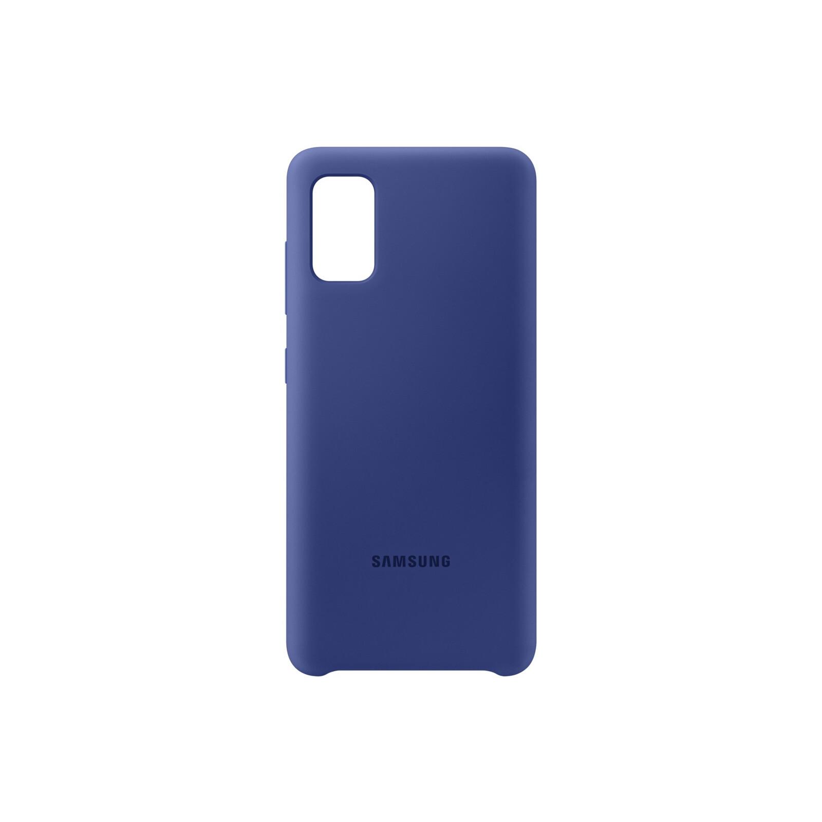 Samsung Backcover Galaxy A41 blau