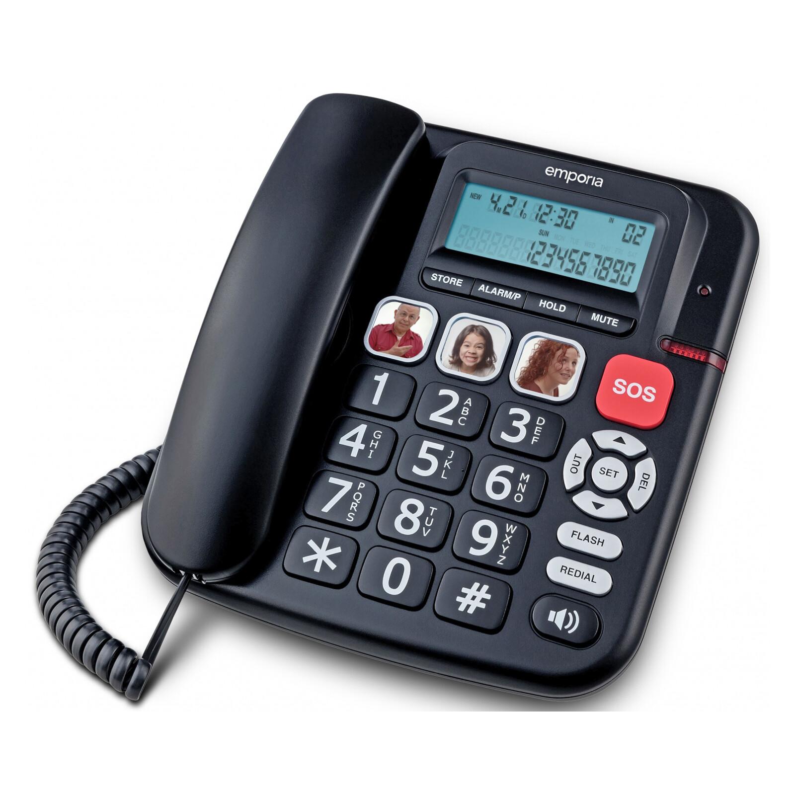 Emporia KFT19 Großtasten Telefon