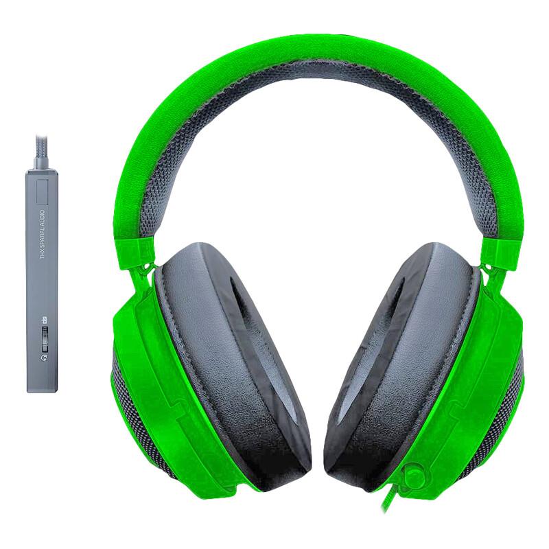 Razer Kraken Tournament Edition Headset grün