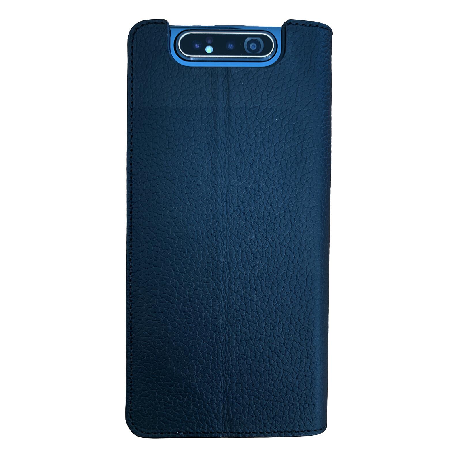Galeli Book Case MARC Samsung Galaxy A80 Schwarz