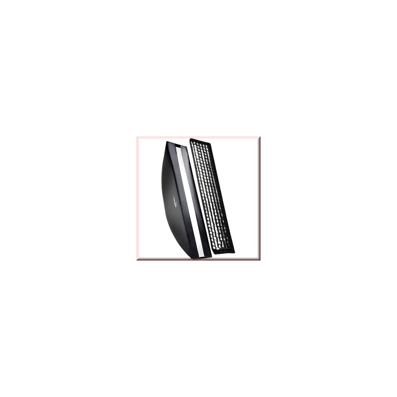 walimex pro Softbox PLUS OL 40x180cm C&CR Serie
