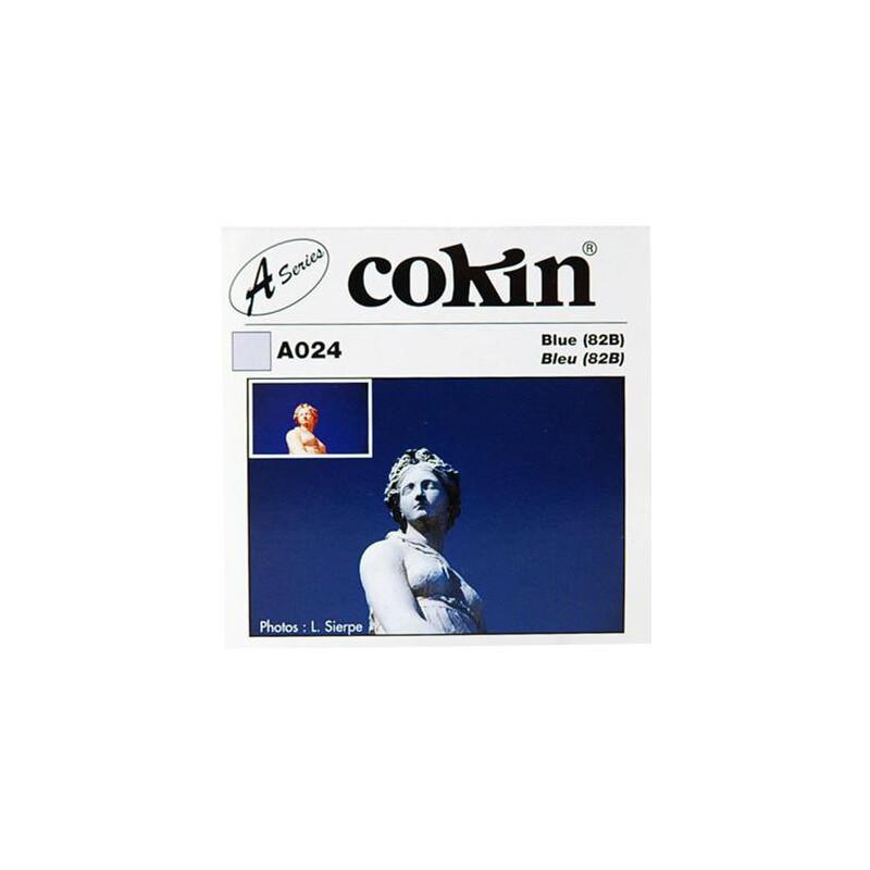 Cokin A024 Konversion Blau 82B