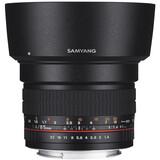 Samyang MF 85/1,4 AS IF UMC Nikon F AE
