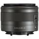 Canon EF-M 15-45/3,5-6,3 IS STM graphit-grau