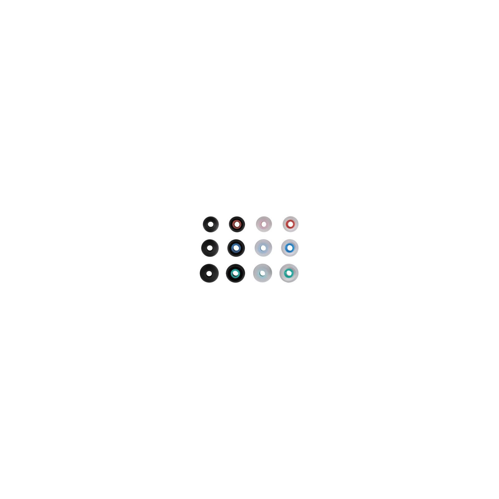Hama 122681 Ersatzohrpolster Silikon Größe S-L