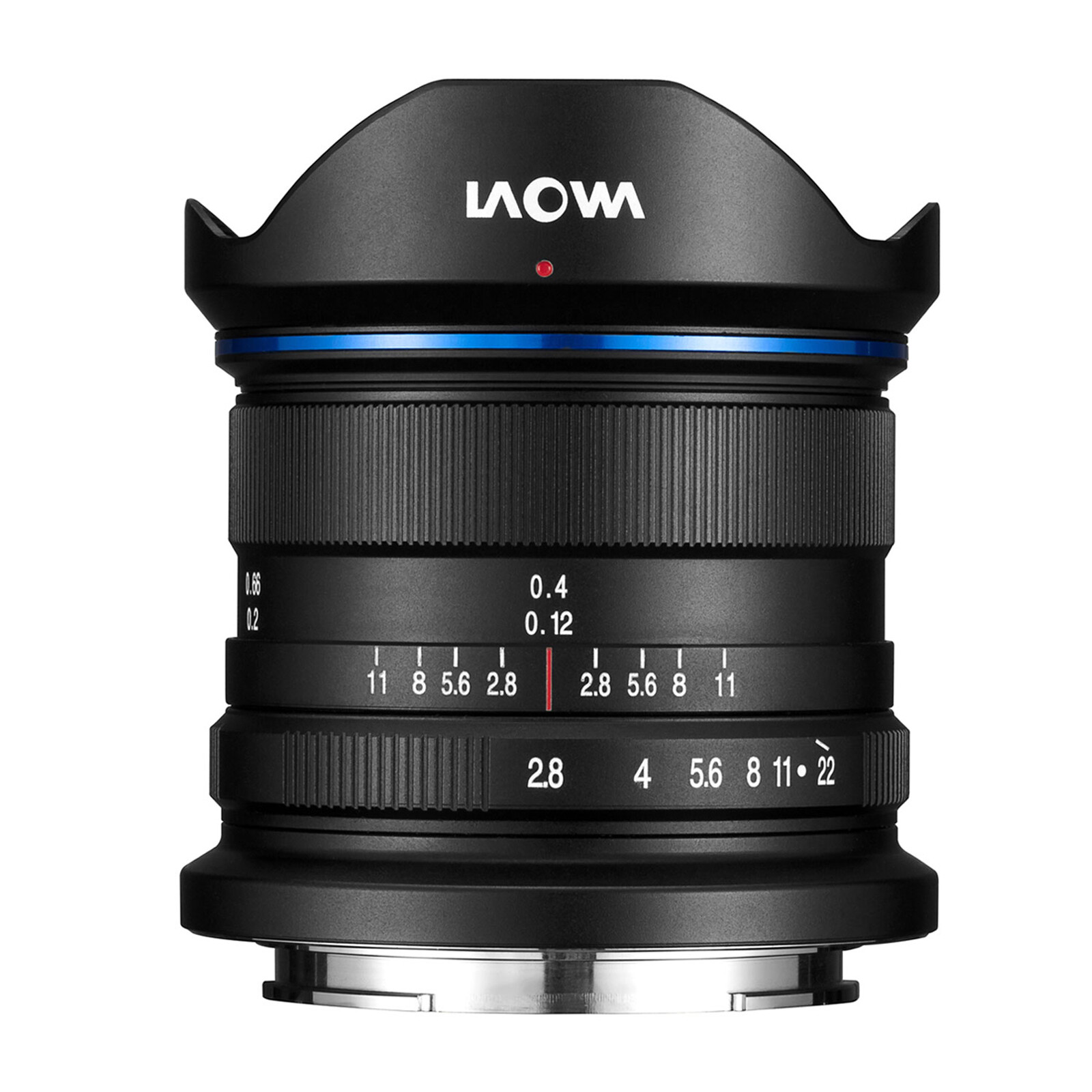 LAOWA 9/2,8 Zero-D MFT + UV Filter