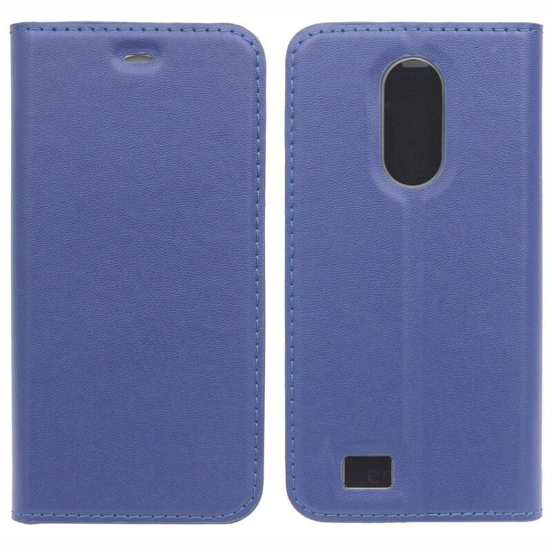 Emporia Original Tasche Leder Smart.4 blau