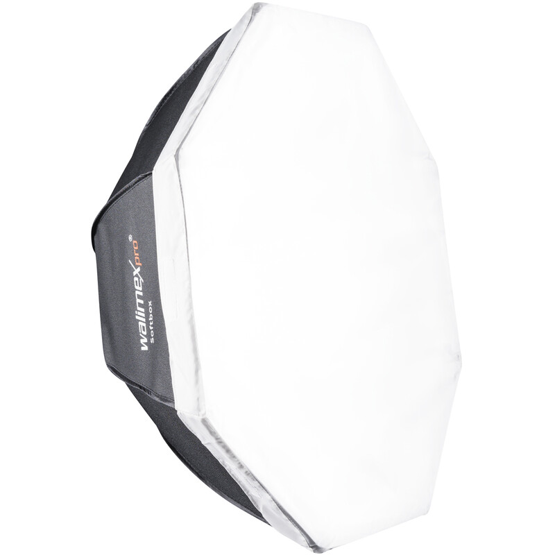 walimex pro Octagon Softbox Ø60cm Visatec