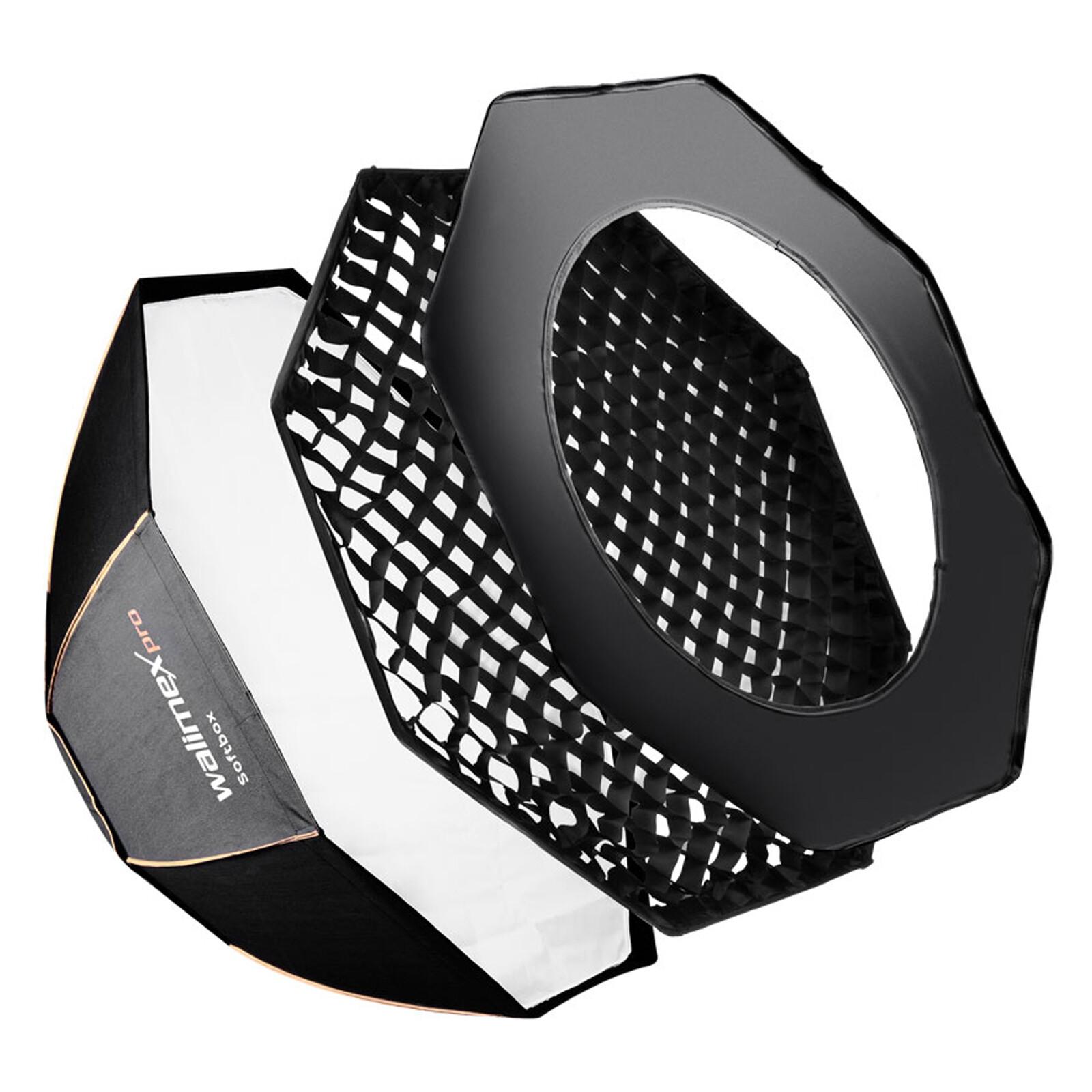 walimex pro Octagon Softbox PLUS OL Ø45 Balcar