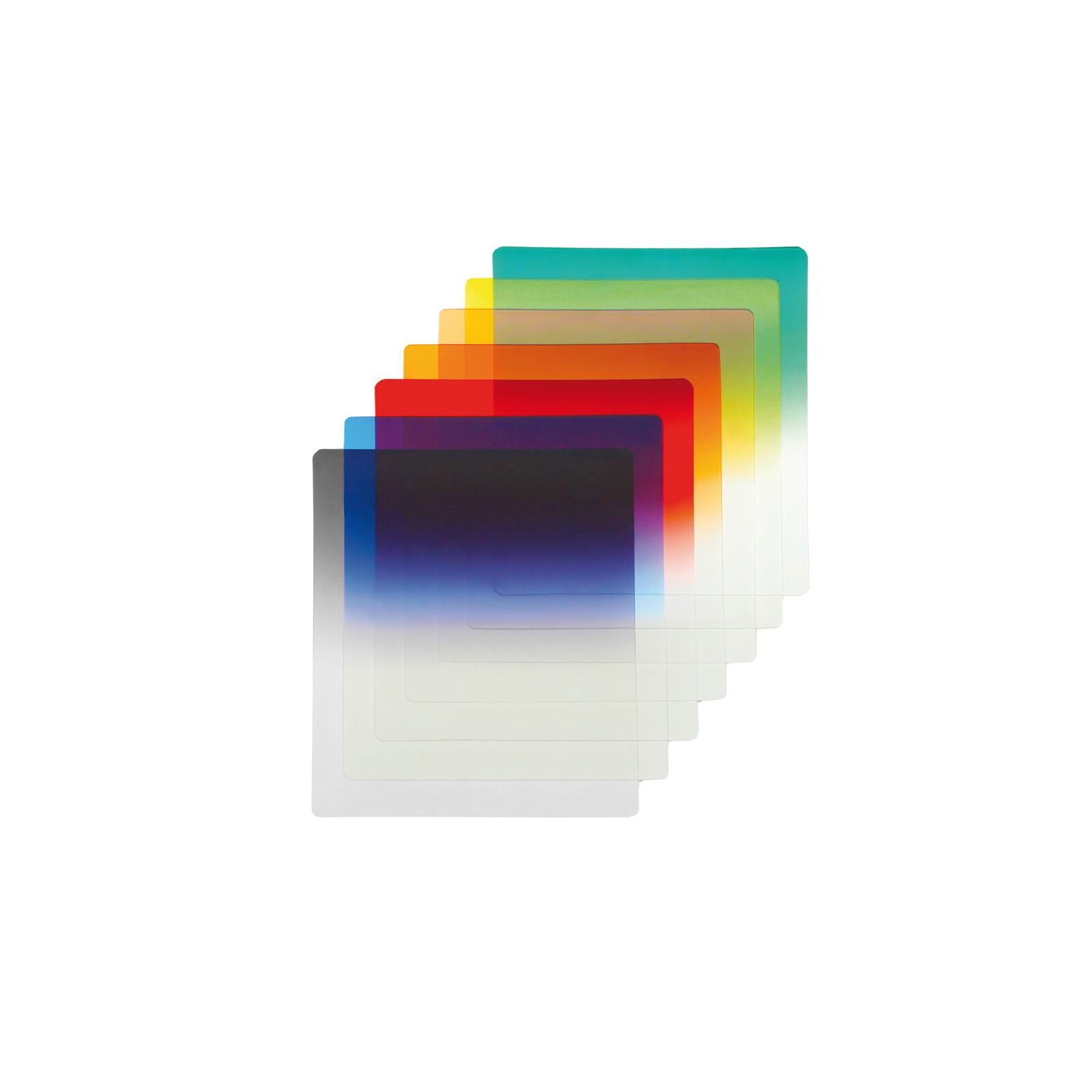 Dörr Go2 Farbverlauf Filter blau