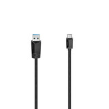 Hama 200652 USB-C-Kabel USB-A 3.2 USB-C 1,5m