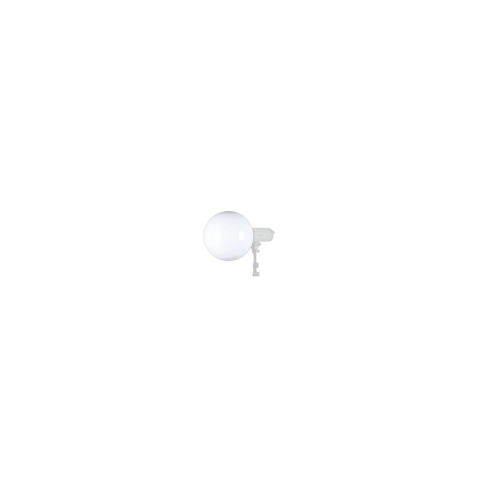 walimex Univ. Diffusorkugel, 40cm Electra small