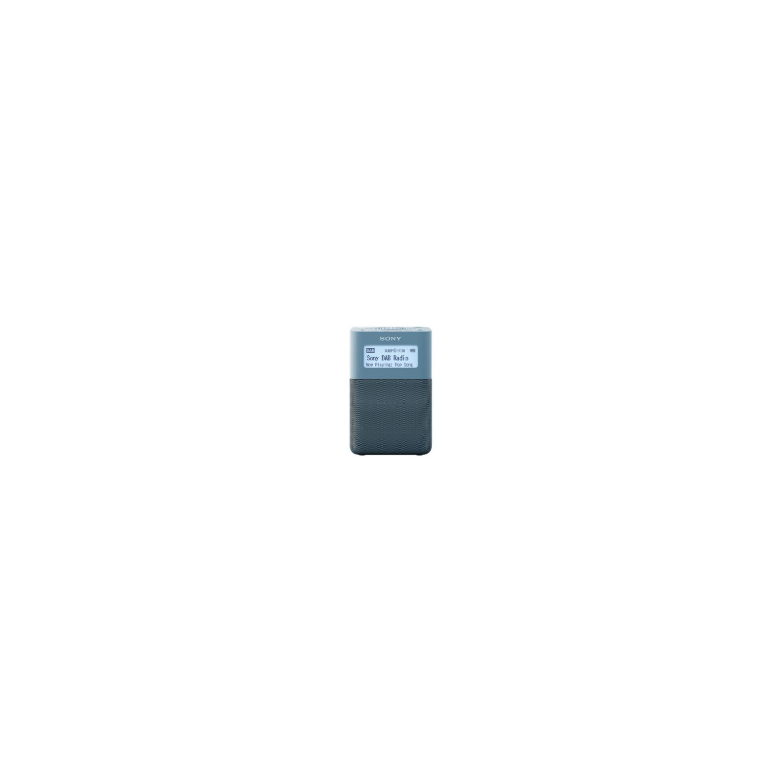 Sony XDR-V20DL Uhrenradio