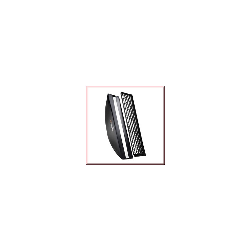 walimex pro Softbox PLUS OL 30x120cm Elinchrom