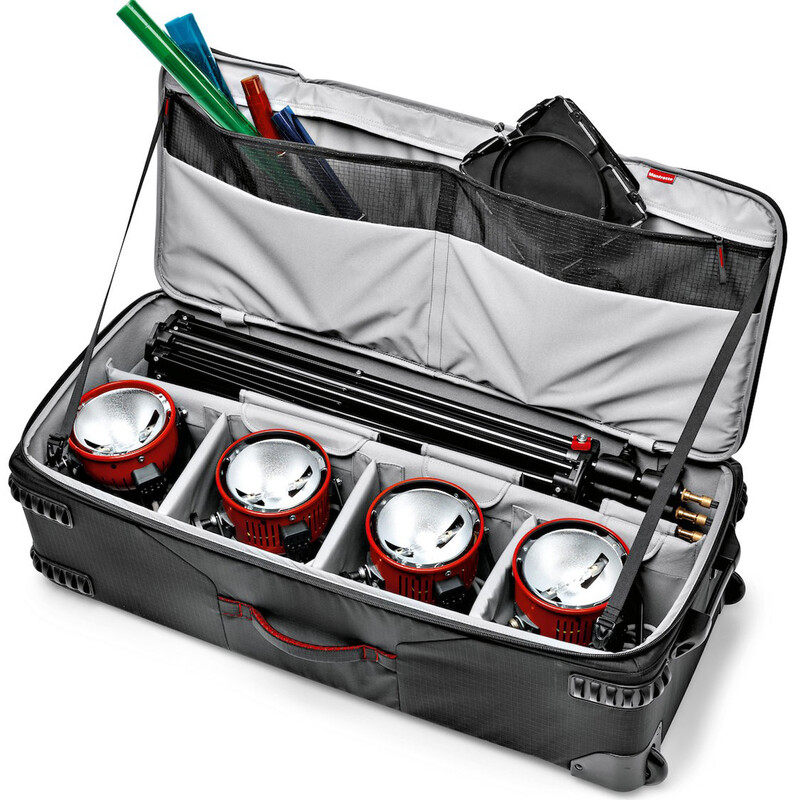 Manfrotto LW-97W PL Pro Light V2 Rolling Organizer