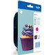 Brother LC-123 Tinte Magenta